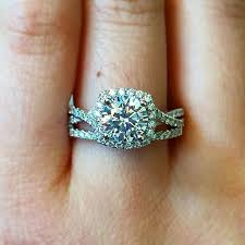 twisted halo engagement ring top 10 soft square halo engagement rings designers diamonds