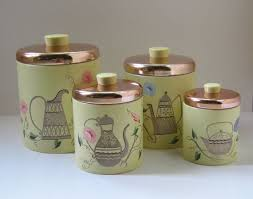 vintage canisters for kitchen 324 best canister and canister sets images on canister