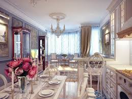 romance victorian dining room with luxury feel victorian style