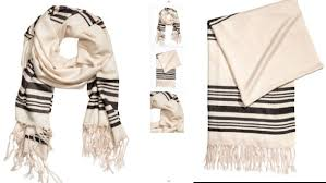 prayer shawl from israel h m removes tallit like scarf from israeli stores world