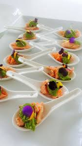 food canapes canapes finger food chef deb waiheke