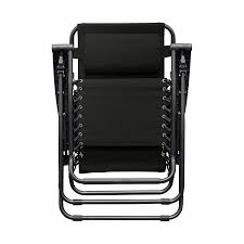 Tofasco Camping Chair by Amazon Com Caravan Sports Infinity Zero Gravity Chair Black