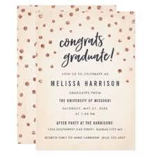 graduation invitations announcements zazzle