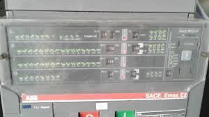 abb inverter acb breaker alarm acb lp026690 youtube