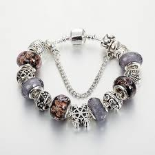 pandora style bead bracelet images Buy viovia european style silver office lady jpg