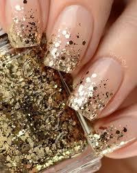 21 easy and cute glitter nail designs cherrycherrybeauty