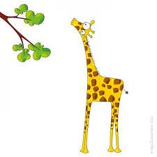 stickers girafe chambre bébé sticker enfant madame la girafe décoration chambre bébé série golo