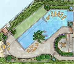 garden design with swimming pool landscape landscaping ideas of