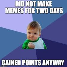 How To Make A Meme With Two Pictures - success kid meme imgflip