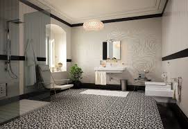 Wall To Wall Bathroom Rug Uncategorized Black And White Carpet Flooring With Sweet Pattern