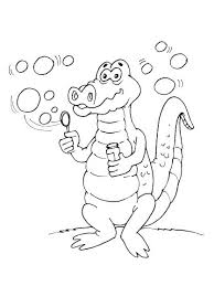 Coloriages De Crocodile Crocodile Coloriage De Bebe Crocodile