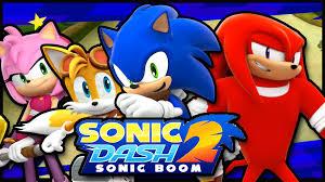 sonic 2 apk sonic dash 2 sonic boom megagames