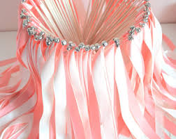 ribbon wands wedding ribbon wands party streamers set of 50