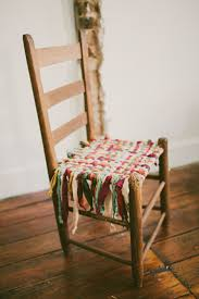 Chair Repair Straps by Diy How To Weave A Chair Seat Excellent Tutorial Shows How To