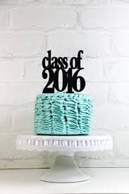 class of 2016 graduation class of 2016 graduation party cake topper or sign 2481704 weddbook