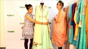 Ways To Drape A Dupatta How To Drape A Dupatta On Anarkali Suit In 5 Ways Youtube