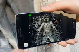 scanner app for android zurich transforms android smartphones into 3d scanners