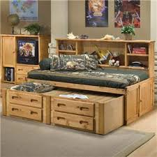 Trundle Bed With Bookcase Headboard Furniture Home Beds With Shelf Headboards Image Of Top Queen