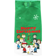 brown christmas tree skirt 48 christmas snoopy tree skirt walmart