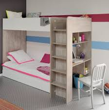 Kid Bunk Beds With Desk by Set The Kids Bedroom With The Bunk Bed With Desk To Save Space