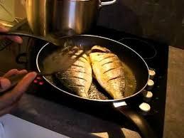 dorade cuisine en cuisine avec coco dorade royale à la poele food