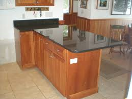 Kitchen Island With Overhang by Determining The Countertop Overhang Home Inspirations Design
