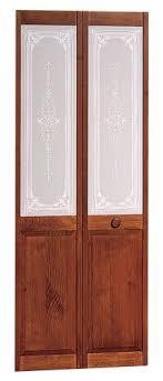 Wooden Bifold Doors Interior Pinecroft 830730 Burgundy Half Glass Interior Bifold