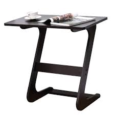Portable Laptop Desk Walmart Z Side Table Portable Sofa Table Modern End Side Tables Console