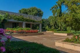 Garden Botanical Outdoor Venues Fort Worth Botanic Garden