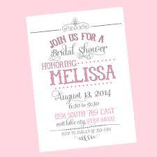 Bridal Shower Invitation Cards Samples Printable Bridal Shower Invitations U2013 Gangcraft Net