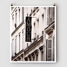 romantic gift for wife paris photography u201camour u201d paris print extra large wall art prints
