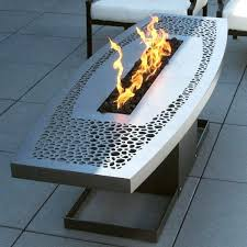 outdoor gas fire pit table metal fire pit table hafeznikookarifund com