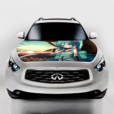 aliexpress com buy 3d car hood sticker styling decal racing