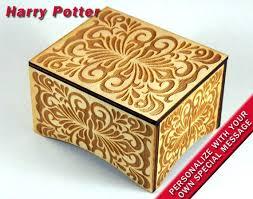 Engraved Music Box The 25 Best Harry Potter Music Box Ideas On Pinterest
