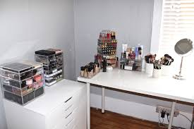 my makeup storage and organization u2022 realizing beauty