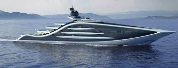 this luxurious super yacht concept lets passengers u0027touch the