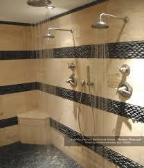bathroom floors of river rock skipping productions llc