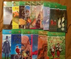 Magic Treehouse - 15 childrens accelerated magic tree house books by mary pope