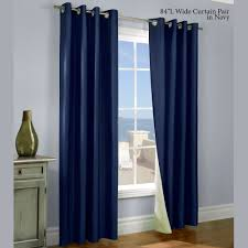 Curtain Pair Miller Reversible Thermalogic Tm Grommet Wide Curtain Pair