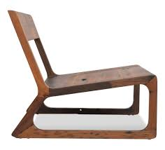 Lounge Outdoor Chairs Design Ideas Contemporary Wooden Chair Made Of Recycled Material Marvelous