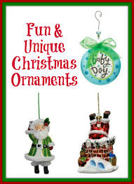 unique ornaments thrifty jinxy