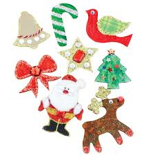 wooden christmas shapes cleverpatch