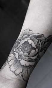 25 beautiful peony flower tattoos