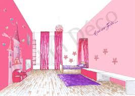 d馗oration princesse chambre fille stunning deco chambre fille et violet images design trends