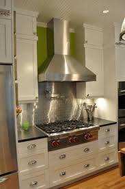 Stainless Steel Tiles For Kitchen Backsplash Best 25 Stainless Steel Backsplash Tiles Ideas On Pinterest Diy