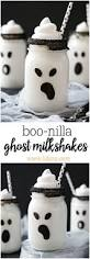 ghost images for halloween boo nilla ghost milkshakes lil u0027 luna