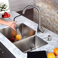 graff kitchen faucet decorating white daltile backsplash with black granite countertop
