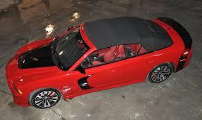 dodge charger convertible drop top customs dodge charger srt8 convertible car tuning