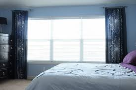Curtain Rods Either Side Window Remodelaholic Universal Tricks For Looking Curtain Panels