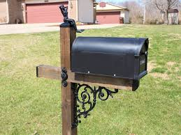 themed mailbox the sea wrought iron wood mailbox dress up kit themed